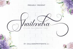 Shailendra Font